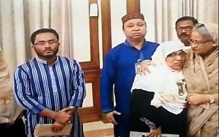 শেখ হাসিনা শুধু প্রধানমন্ত্রী নন, মমতাময়ী মা-ও'