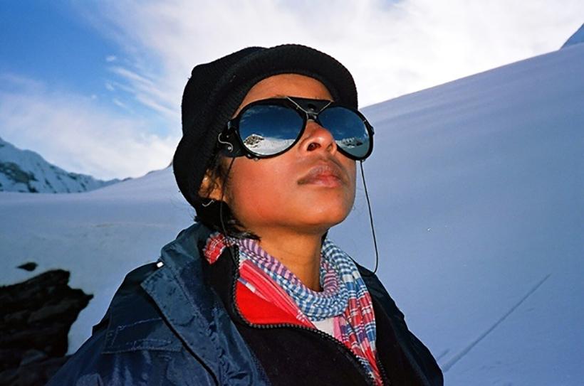 এভারেস্ট জয়ী প্রথম বাংলাদেশী নারী নিশাত মজুমদার