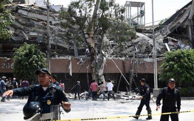 248 killed in Mexico earthquake