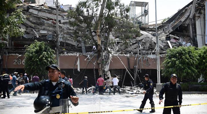 248 killed in Mexico earthquake