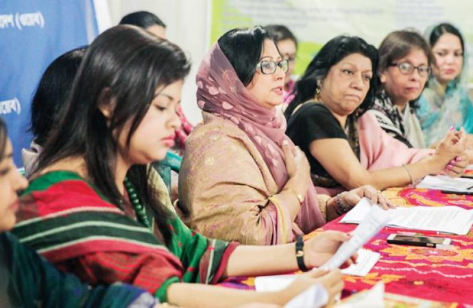 Bangladesh tops South Asia in gender equality