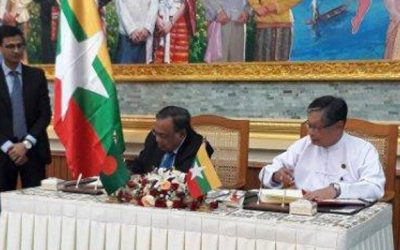 Agreement to be signed today to take back Rohingyas