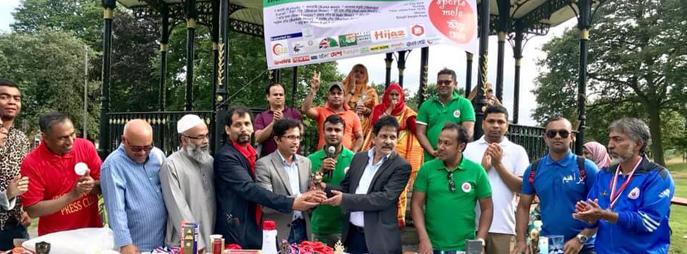 বার্মিংহামে 'ক্রীড়া মেলা-২০১৯' অনুষ্ঠিত