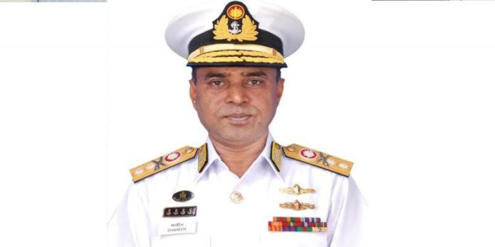 নৌবাহিনীর নতুন প্রধান হচ্ছেন শাহীন ইকবাল