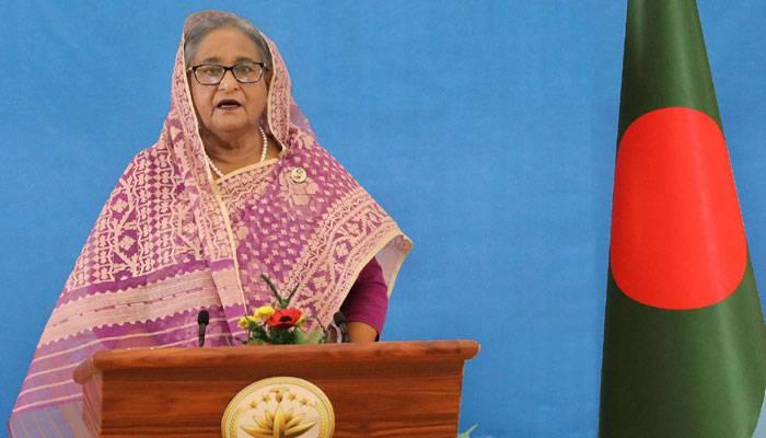 মিয়ানমারকেই রোহিঙ্গা সমস্যা সমাধান করতে হবে: প্রধানমন্ত্রী