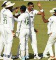 বাংলাদেশ-শ্রীলঙ্কা সিরিজের প্রথম টেস্ট ড্র