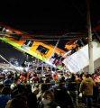 মেক্সিকোতে মেট্রো ট্রেনের ওভারপাস আংশিক ধসে ১৫ জন নিহত